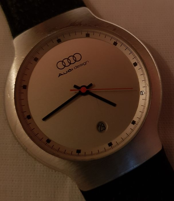 AUDI DESIGN - Montre Homme Made in Germany - 2006 - Made in Germany - 2006