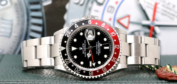 Rolex - GMT-Master II Stick  Dial  - Hombre - 2000 - 2010