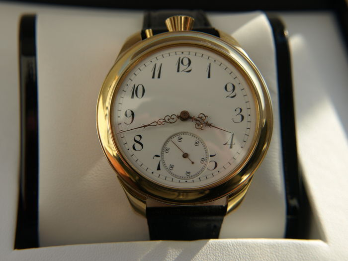 LeCoultre - Marriage watch  - Hombre - 1850 - 1900
