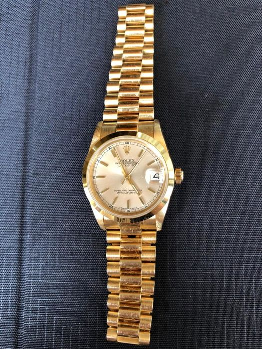 Rolex -  Oyster Perpetual Datejust - 68248 - Hombre - 1990-1999