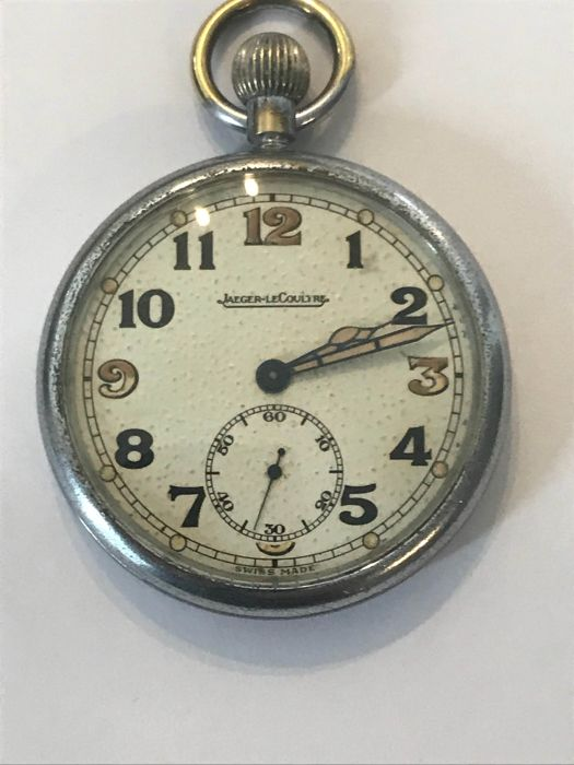 Jaeger LeCoultre - pocket watch  - Men - 1901-1949