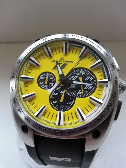 Watch Jacques lemans Formula 1 F 5011 Speed chrono 2010