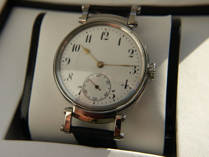 Ancre  - marriage watch  NO RESERVE PRICE - Hombre - 1901 - 1949