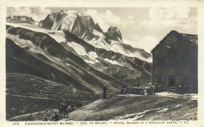 142X peaks from different countries - several large mountains, mountain peaks - from various periods - 1900/1950