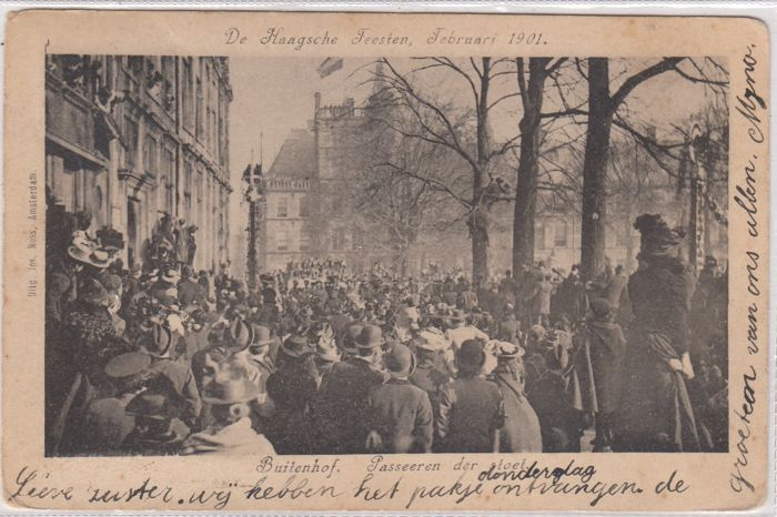 The Hague - period: 1900-1960; 95x
