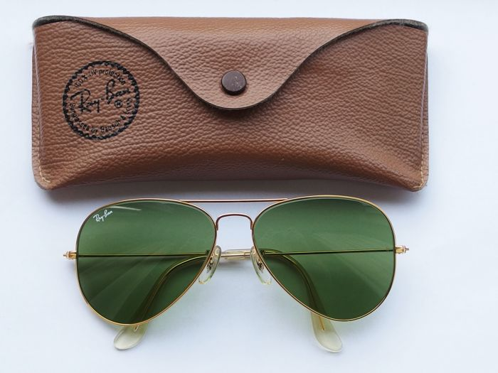 71f773a613 Ray-Ban B L - Aviator Sunglasses - Catawiki