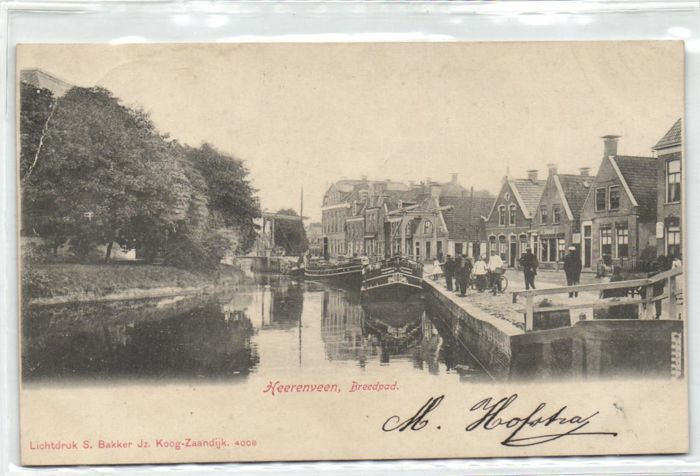 Heerenveen (Dutch province of Friesland) 32x - Beautiful collection of very old postcards - period: 1900/1930