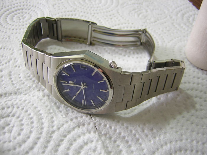 Zenith - New old stock automatic surf watch - 02.069.0380 - Herren - 1970-1979