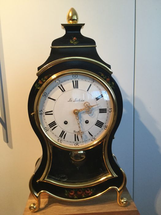 Table clock - Zenith Swiss Made - Wood - Mid 20th century