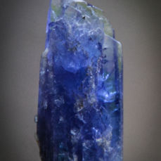 Tanzanite (variety of zoisite) Crystal - 2×0.9×0.8 cm - 5 g