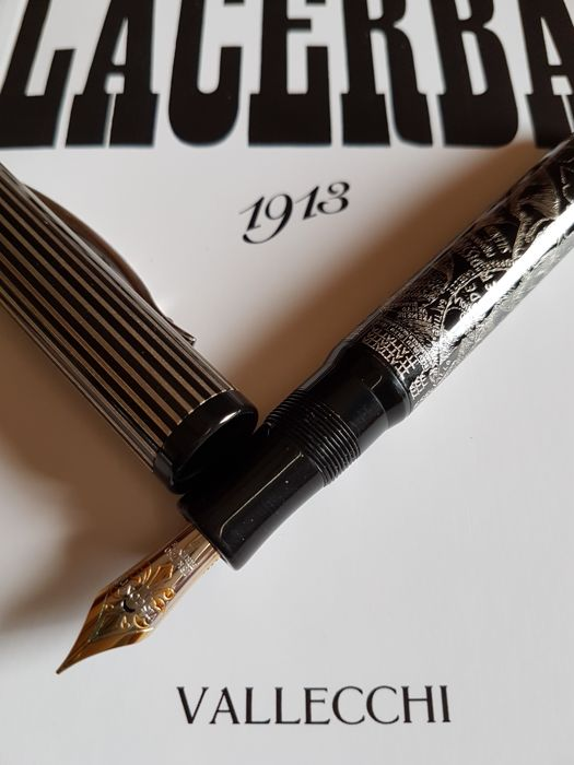 vallecchi - Fountain pen - 1