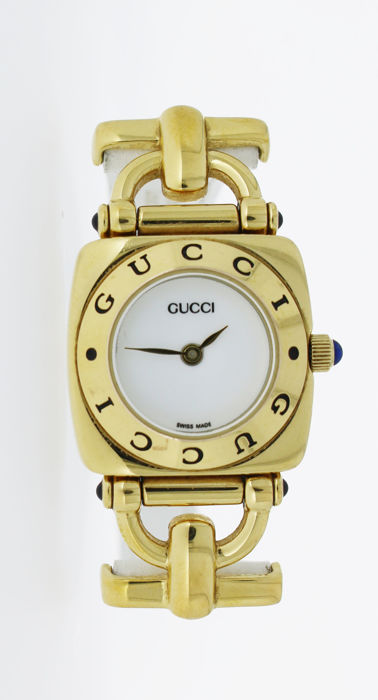 8a0e76ab0 Gucci - Gold Plated Watch - 6300L - Women - 2000-2010 - Catawiki
