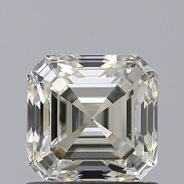 0.91 Square Emerald Cut K VS2 with GIA - # 2267121088