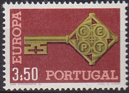 Portugal 1953/1975 - MNH stamps