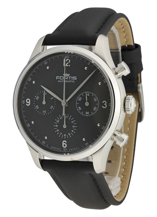Fortis - Terrestis Tycoon Chronograph p.m. - 904.21.11 L.10 - Hombre - 2011 - actualidad
