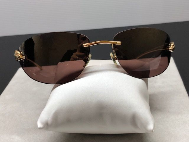 0c5879feab Cartier - Panthere Sunglasses - Catawiki