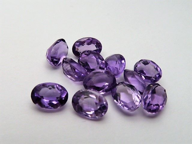 Lot of amethysts - 10.16 ct   - **No Reserve Price**