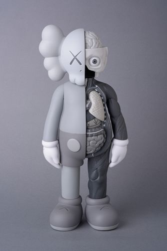 Kaws - Companion Flayed (dissected)