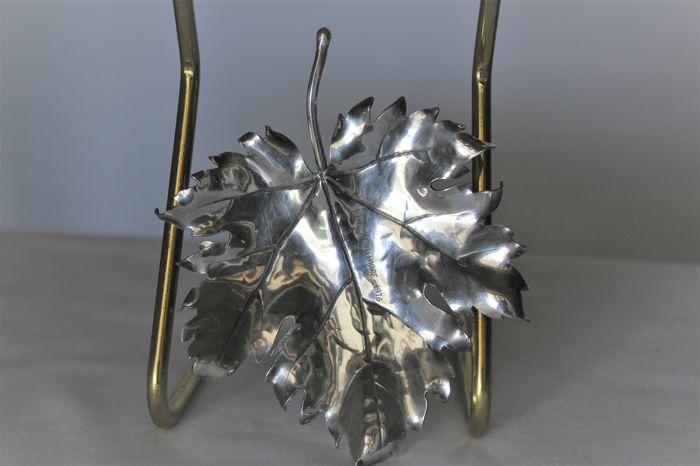 Tray/Centrepiece in silver 925 - Italy - 1950-1999