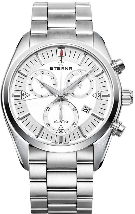Eterna - Kontiki Quartz Chronograph - 1250.41.11.0217 - Men - 2011-present