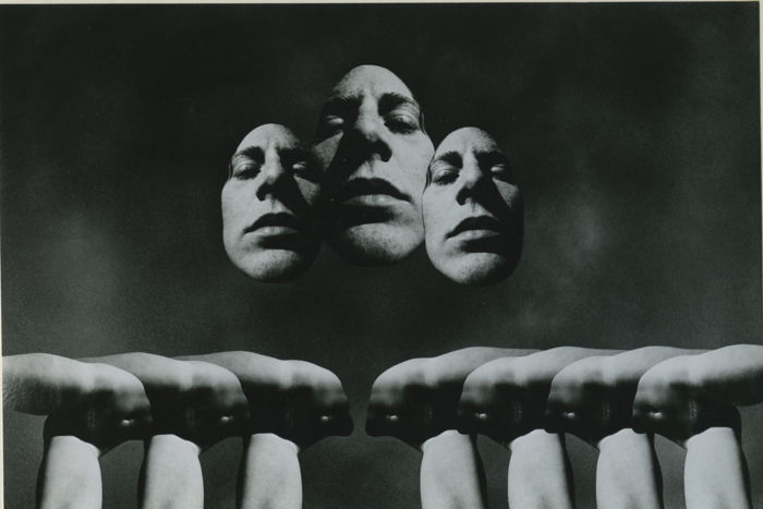 Allen A. Dutton (1922-2017) - Surrealist photomontage #11, 1971