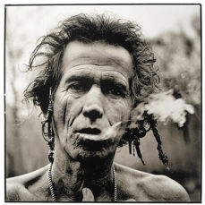Anton Corbijn (1955-) - Keith Richards, 1994