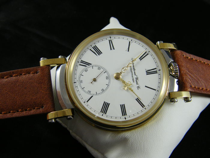IWC - Marriage watch Cal 52 - 男士 - 1901-1949