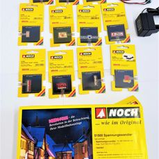 Noch H0 - 51500 - Scenery - Neon foil with adaptor