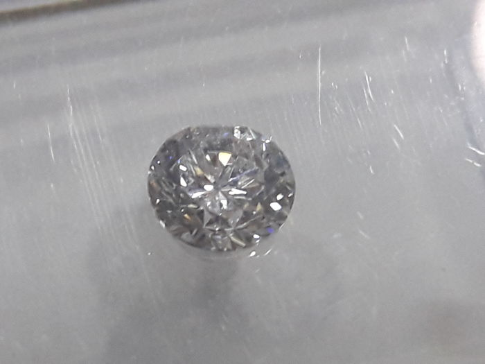 Lote 2 diamantes 0.32ct X 2  D VS1