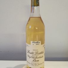 1975 Very Old Barbados - West India Rum Refinery