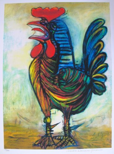 Pablo Picasso (After) - The Rooster