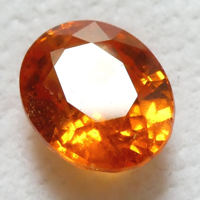 Spessartite Garnet - 5.36 ct