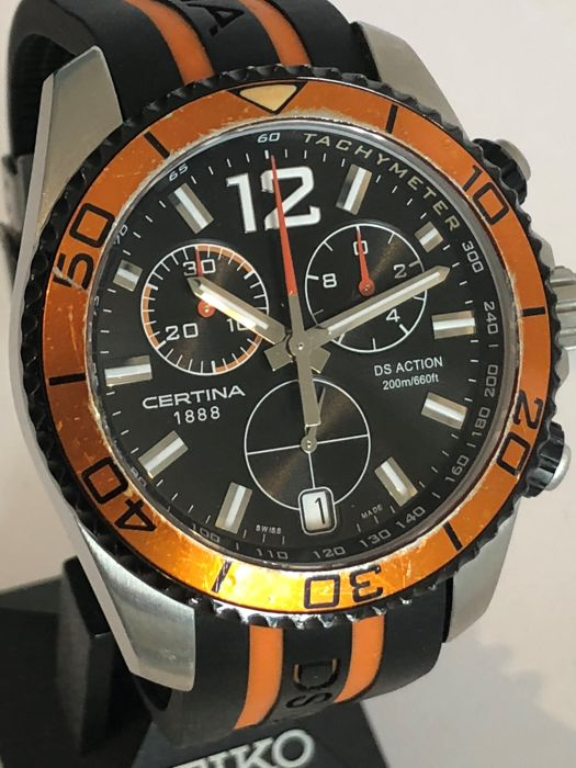 Certina - DS Action Chronograph - Heren - 2011-heden