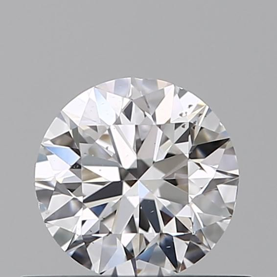 0.46ct Round Brilliant H SI1 with GIA certificate - # 2816