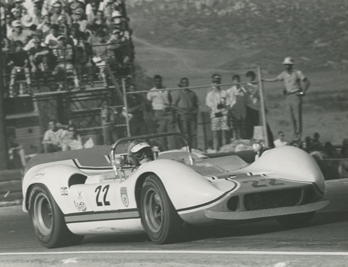 fotograaf - 1967 Mc Laren Can Am  Spence period Cahier photo - 1967-1967 (1 items)