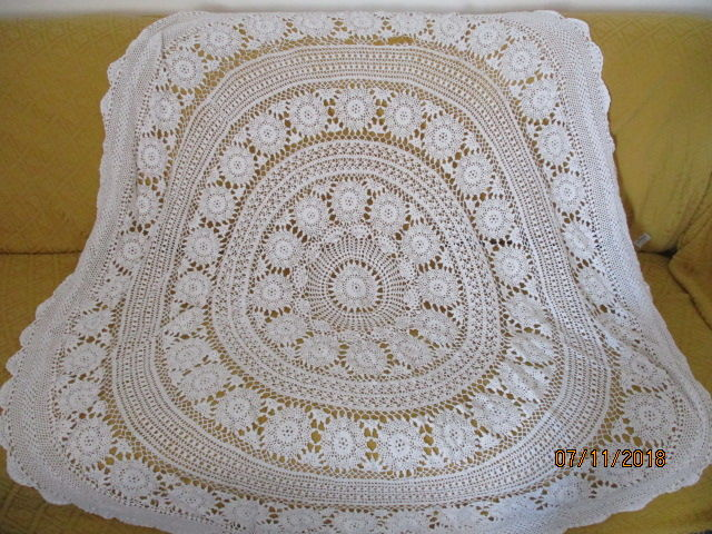 Tablecloth - 1 - cotton