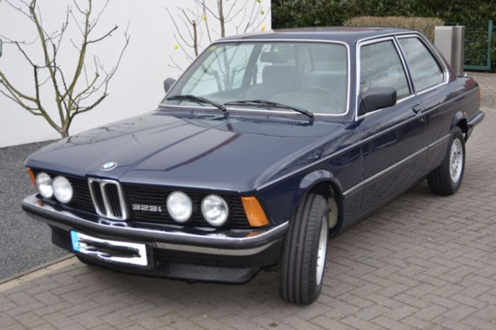 bmw model e21 323i automatik mit klima 1982 catawiki. Black Bedroom Furniture Sets. Home Design Ideas
