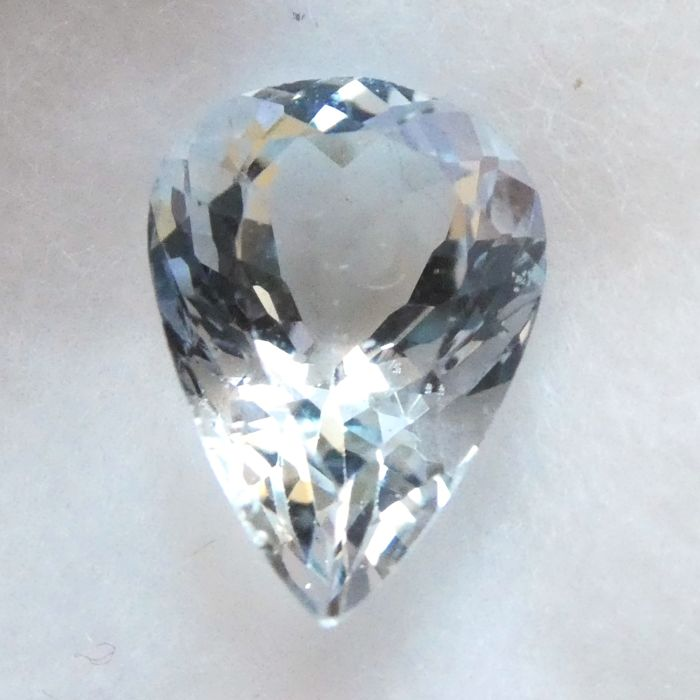 Aquamarine – 2.44 ct – No Reserve Price