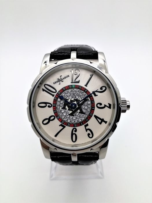 Kriss Kador - French Roulette Automatic Leather - kxk36 - ¨NO RESERVE PRICE¨ - Heren - 2011-heden