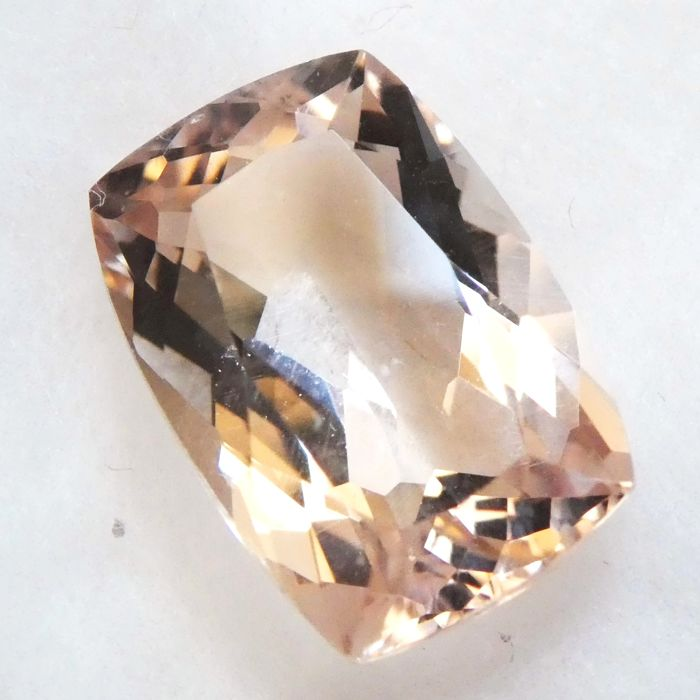 Morganite – 4.06 ct