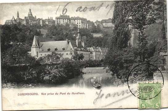 Luxembourg 93x (old to very old cards)