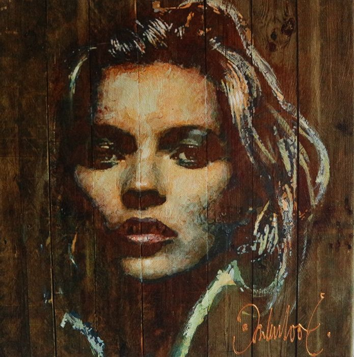 Peter Donkersloot - Kate Moss