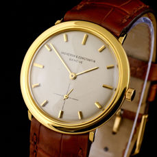 Vacheron Constantin - Rare Gold - 18K - 6802 - Men - 1960-1969