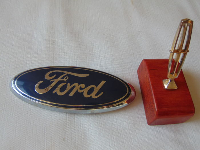 Embleem / Mascotte - Ford and Lincoln - 2003-2011 (2 items)