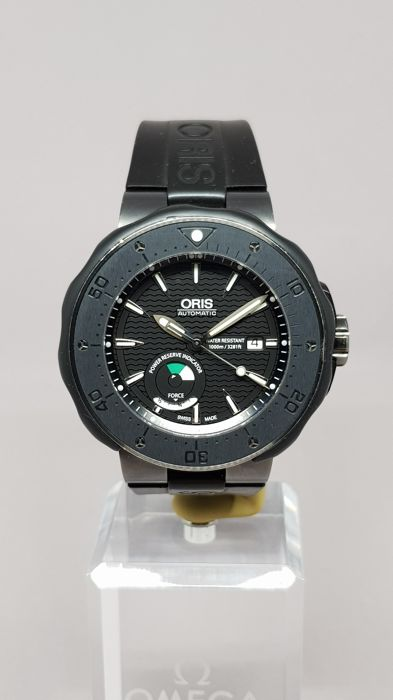 Oris - Col Moschin Limited Edition - 7645 - Hombre - 2011 - actualidad