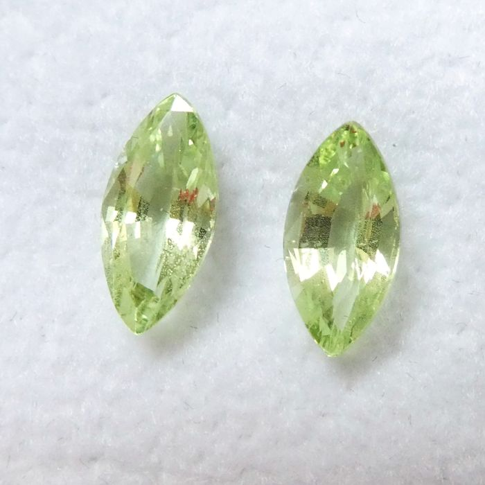 Tsavorite Pair – 2.51 ct total