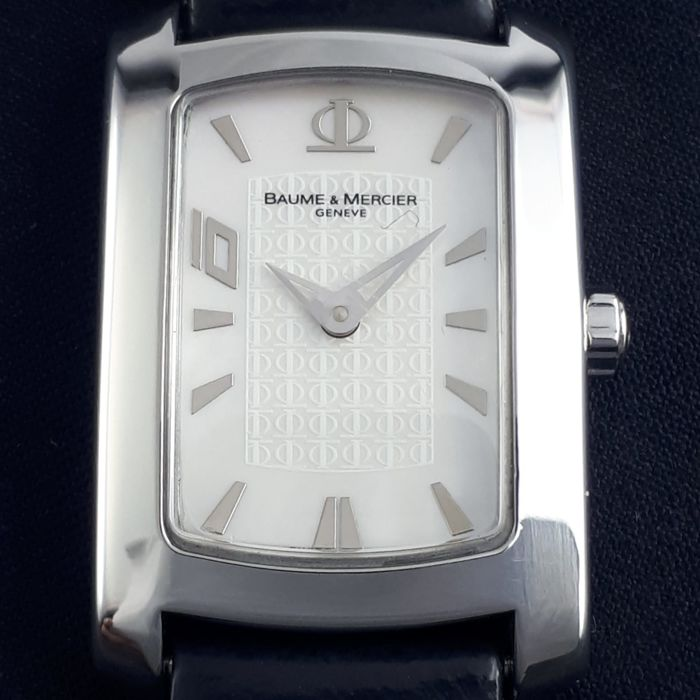 Baume & Mercier - Milleis Lady 10 Mother of Pearl Dial  - Ref. 65465 - Dames - 2011-heden
