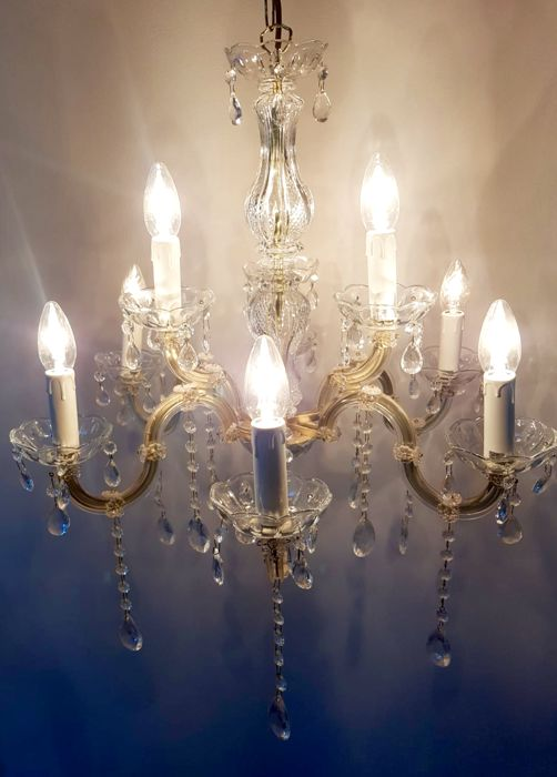 A.M. Luce s.r.l. - Martinelli Luce - Chandelier - 1 - Glass