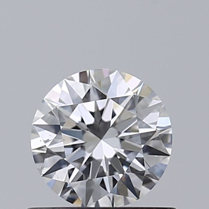 1 pcs Diamante - 0.36 ct - Brillante - E - SI1