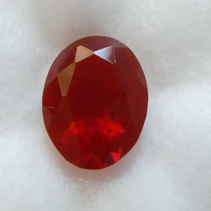 Fire Opal – 1.46 ct Total – No Reserve Price